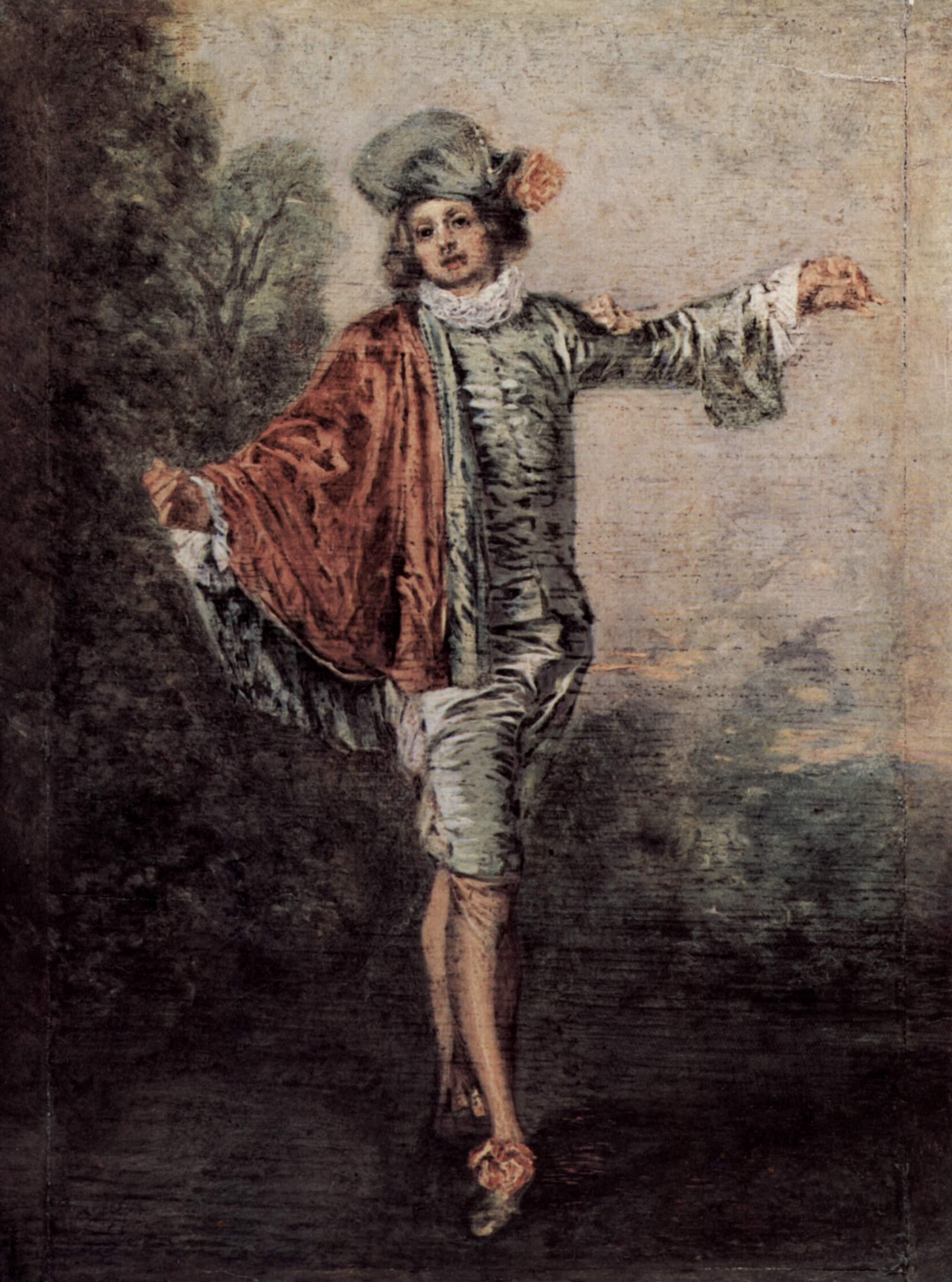 Jean-Antoine_Watteau_1717_L'indifferent
