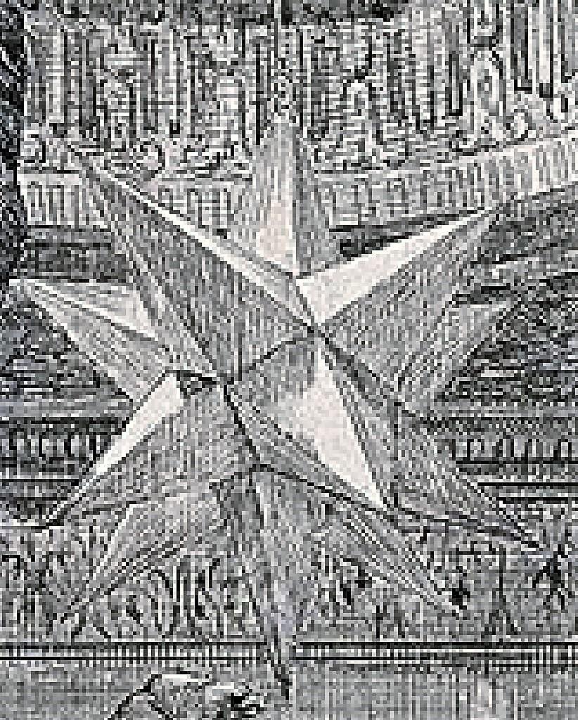 Lairesse 1668-70 Una et eadem Minerva_beschermt_drie_Deugden Rikjsmuseum Dodecaedre