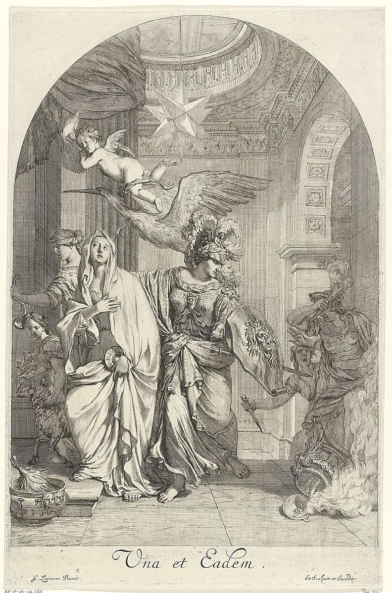 Lairesse 1668-70