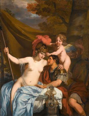 Lairesse 1680 ca Odysseus and Calypso Rikjsmuseum