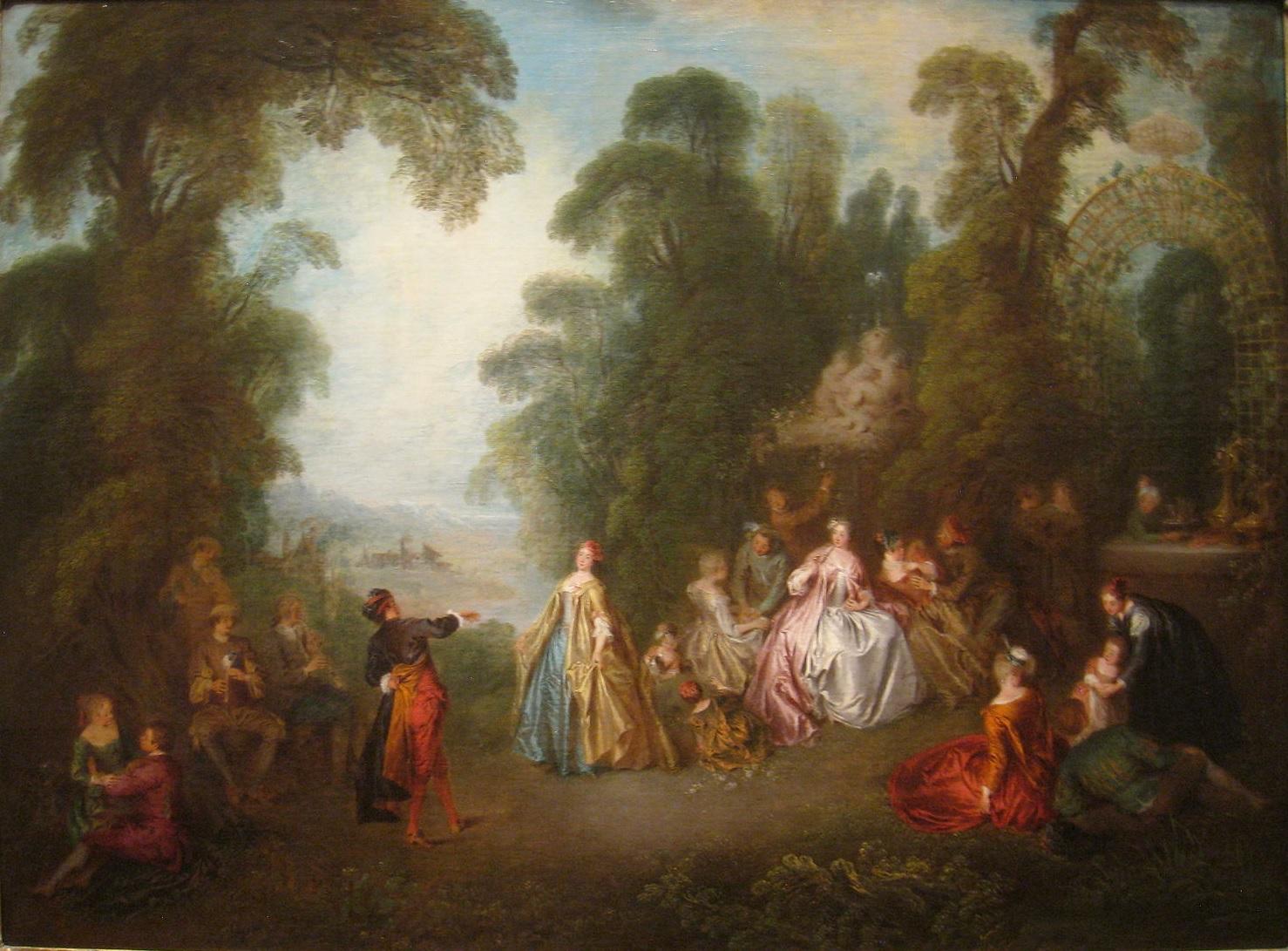 Pater A15b La danse Worcester Art Museum