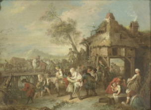 Pater A21b Marche de troupe ashmolean museum