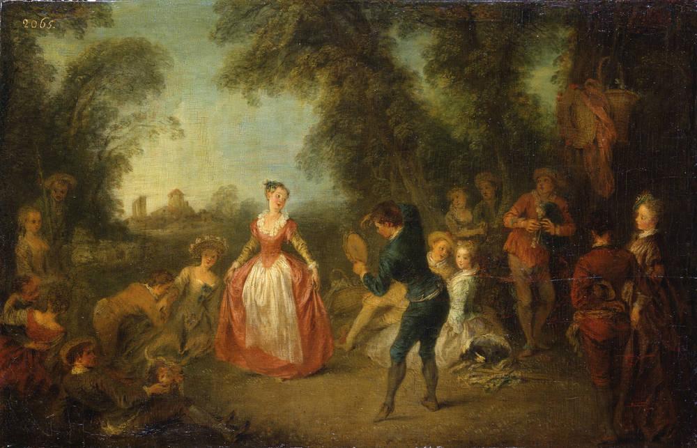 Pater A31b Danse champetre Dresde