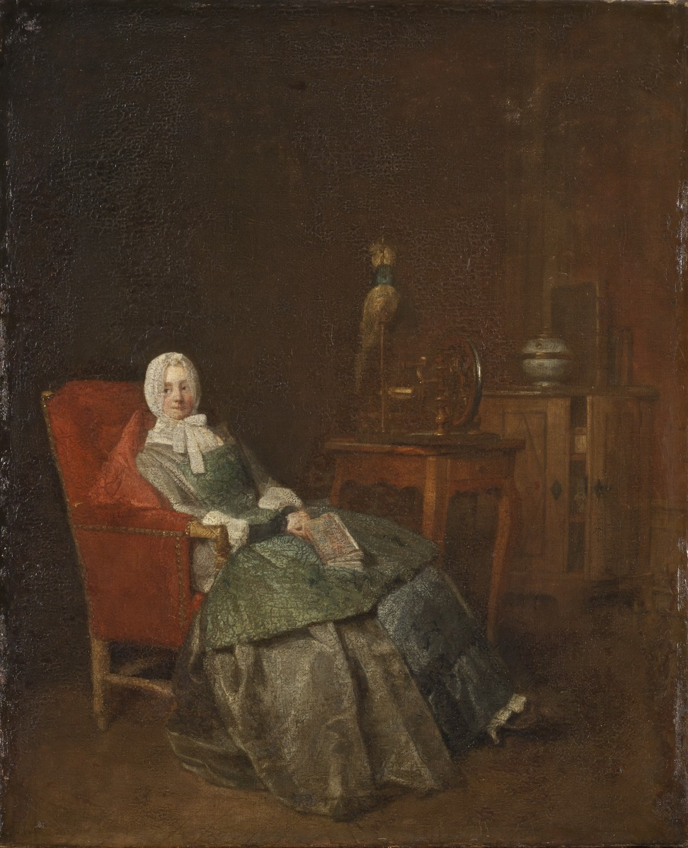 chardin F Les amusements de la vie privee 1746 nationalmuseum-stockholm