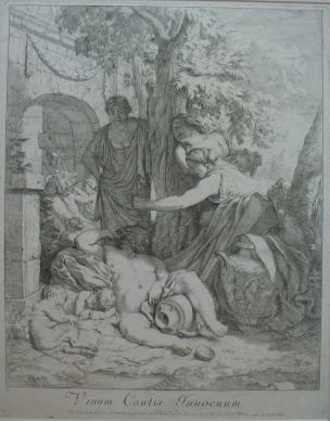 lairesse 1670-75 Vinum Cautis Innocuum