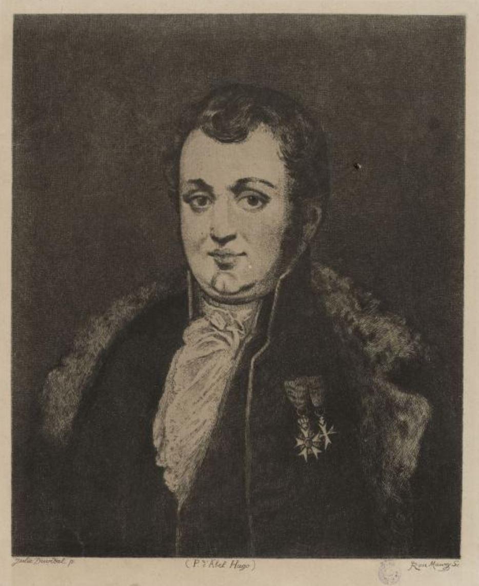 Abel Hugo par Rose Maury Maison de Victor Hugo Hauteville House
