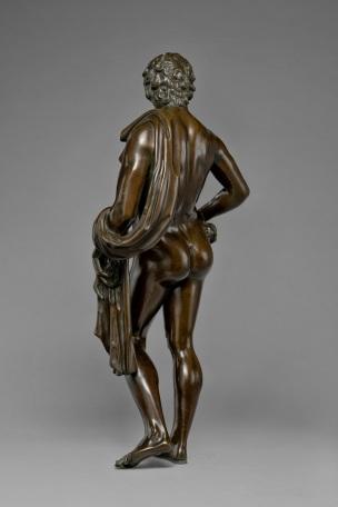 Hermes du Belvedere (copie en bronze)