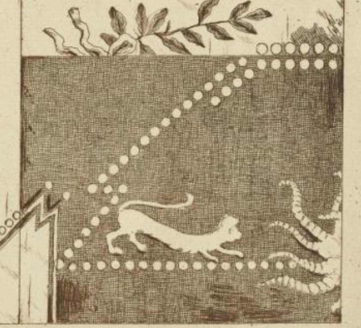 Leopold Armand Hugo Boite en maroquin Maison de Victor Hugo Hauteville House detail pieuvre