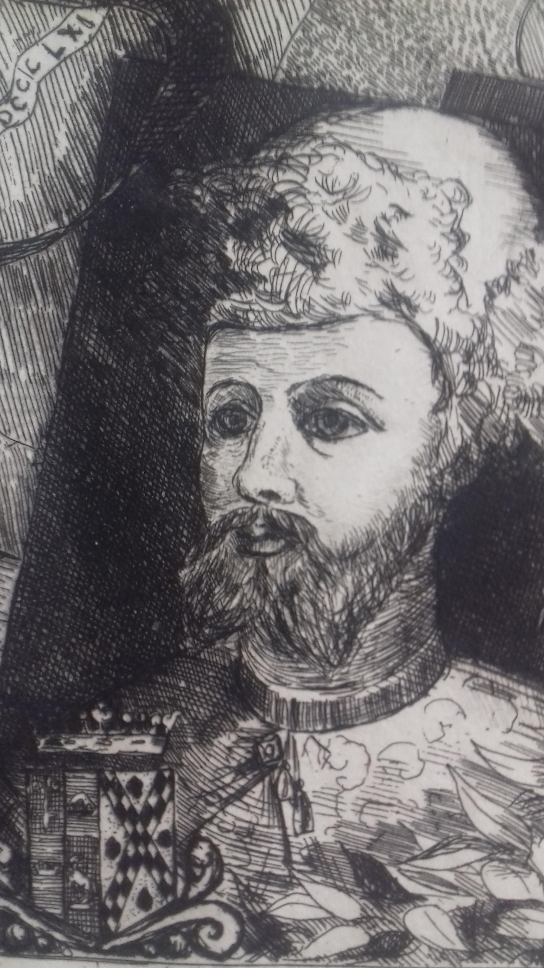 Leopold Hugo pendant venitien 1861 tableau