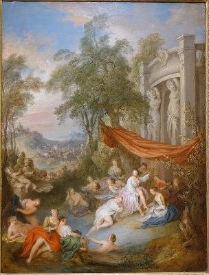 Pater A51b Baigneuses près d'une fontaine 1730-1733,Dallas_Museum_of_Art_