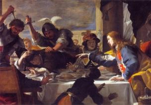 Preti 1670 ca Festin d'Absalon Ottawa