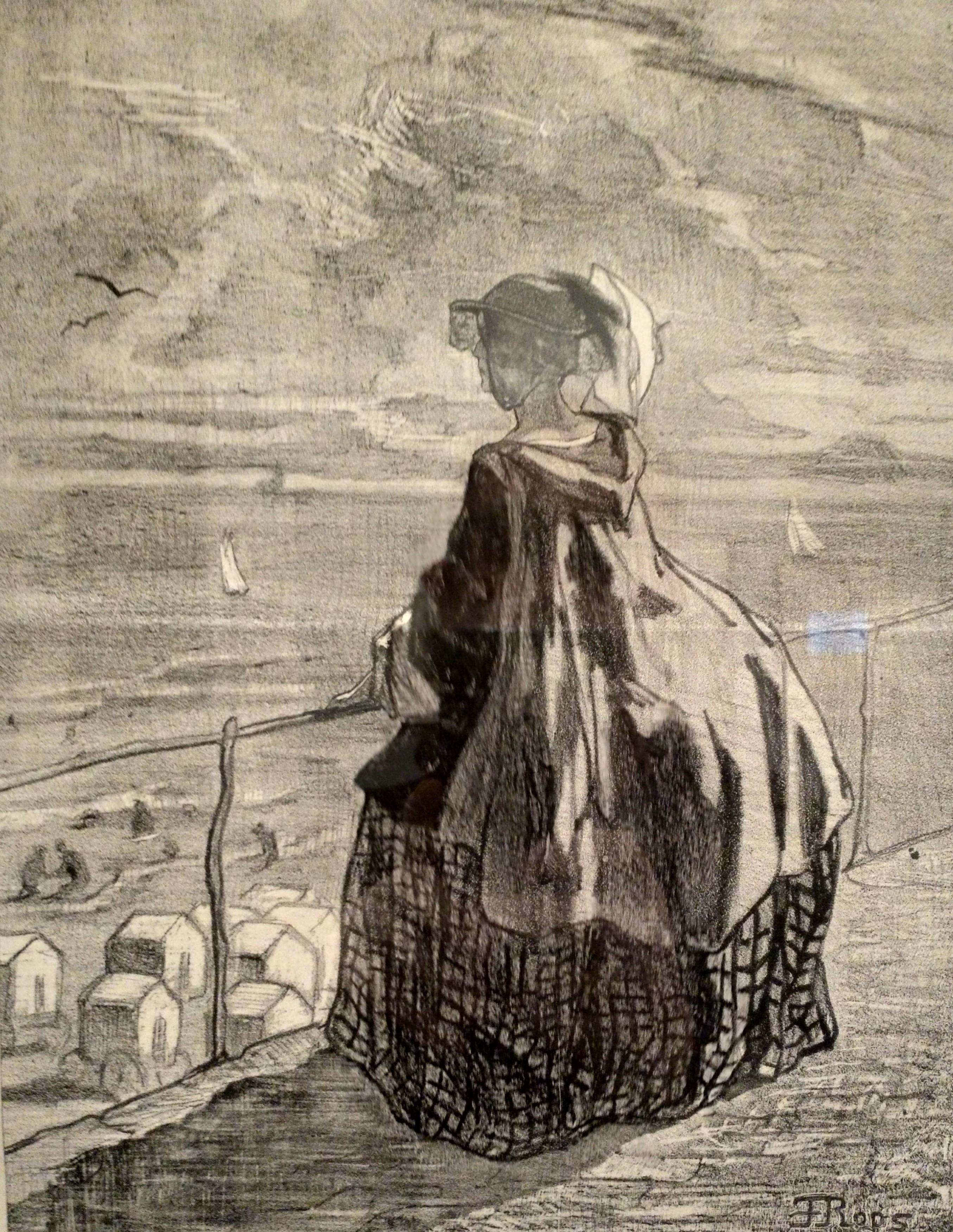 Rops Ostende avec Uylenspiegel, no. 29, 16 August 1857