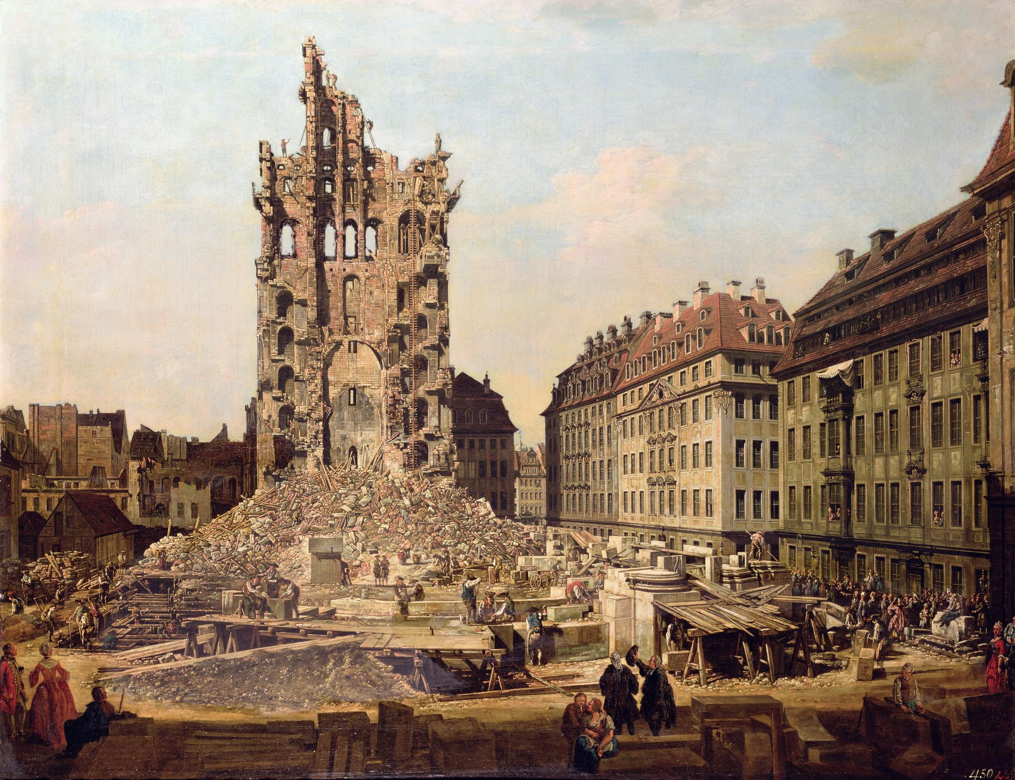 the-ruins-of-the-old-kreuzkirche-dresden-1765