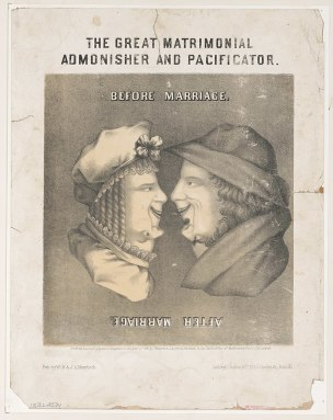 1861 The_great_matrimonial_admonisher_and_pacificator Before Marriage