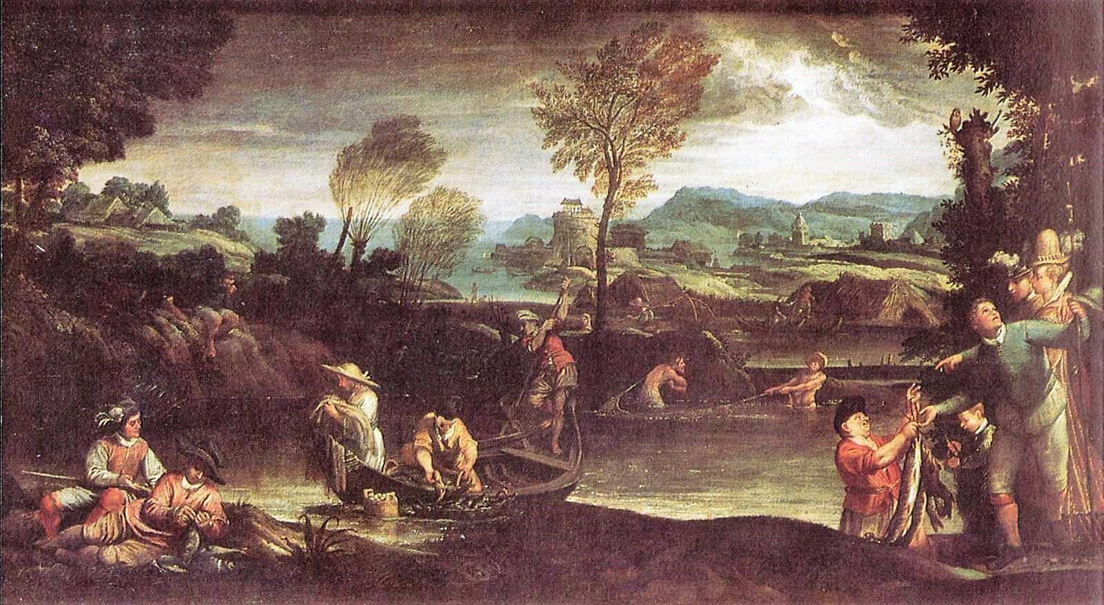 Annibale_Carracci 1585-88 La peche Louvre
