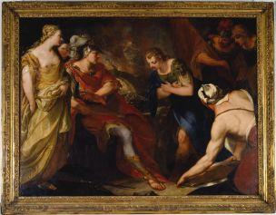 Bellucci Continenza di Scipione 1691 vicence musee civique