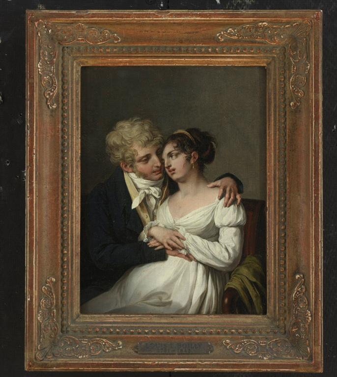 Boilly 1790 ca A1 Le neuvieme mois risdmuseum Rhode island