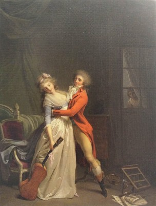 Boilly 1790 ca Suite de La douce impression de l'Harmonie coll priv