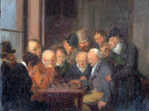 Boilly 1792 Cafe de la Regence