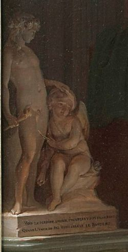 Boilly 1792 Les Conseils Maternels Coll privee detail