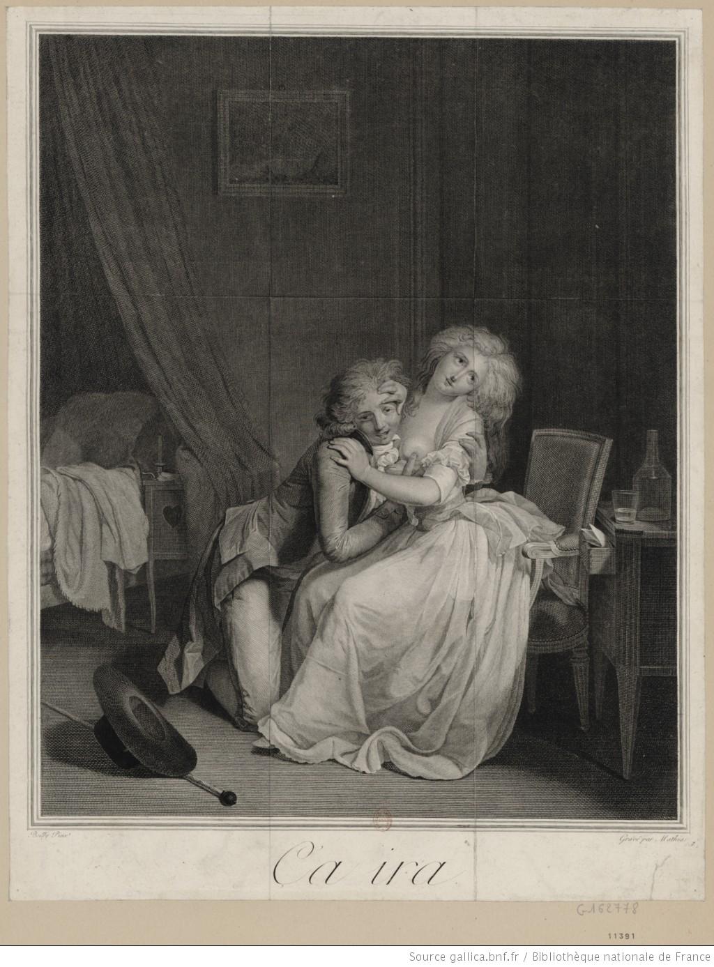 Boilly 1792 ca Ca ira gravure Mathias Gallica