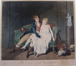 Boilly 1794 ca Le lecon d'union conjugale