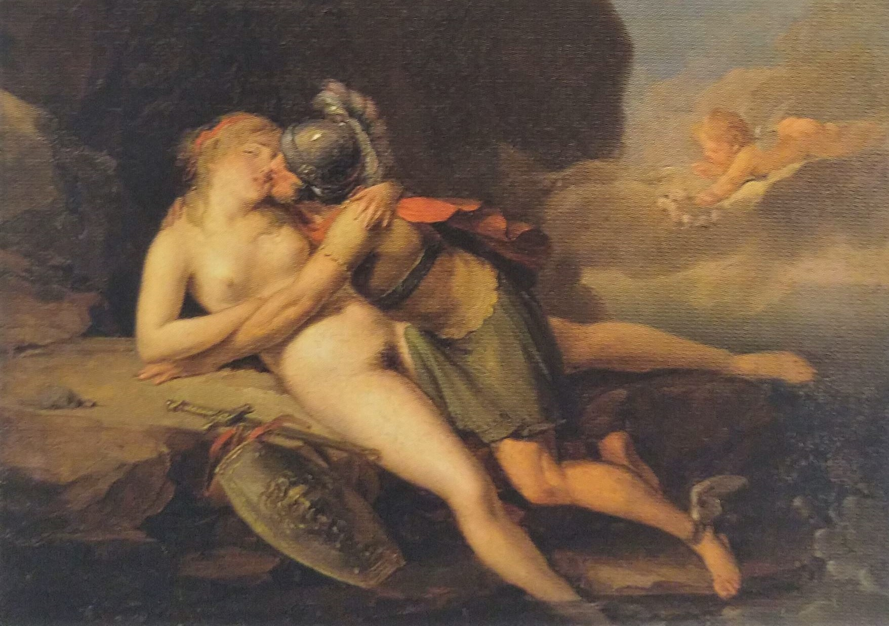 Boilly 1795-96 Persee et Andromede