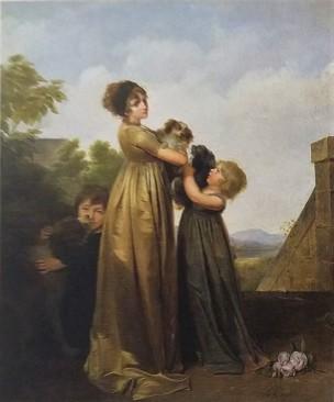 Boilly 1801-03 Jeux de jeunes gens loc inconnue