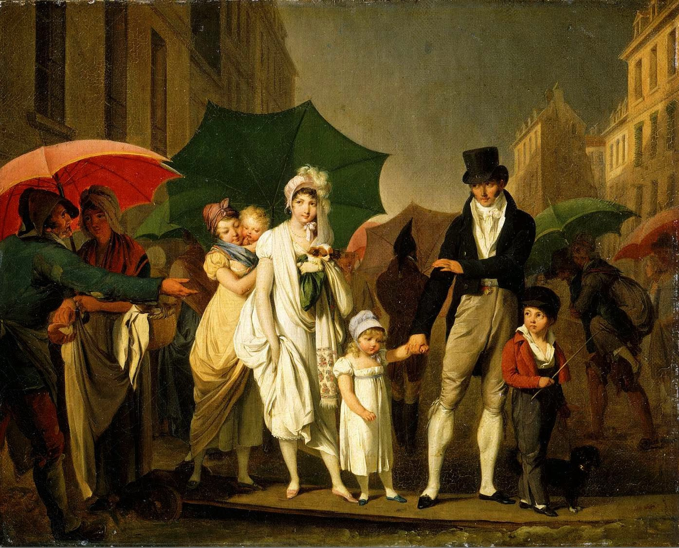 Boilly 1805 ca Passez Payez Louvre