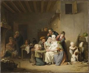 Boilly 1824 Mon pied de boeuf Palais des Beaux Arts Lille