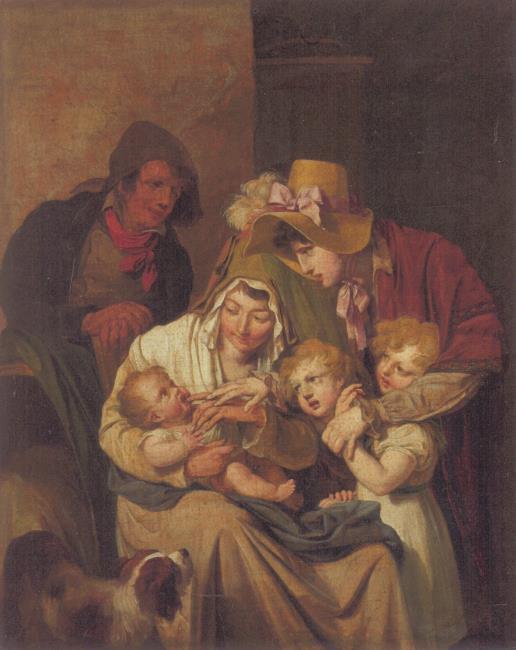 Boilly 1826 ca la premiere dent coll privee