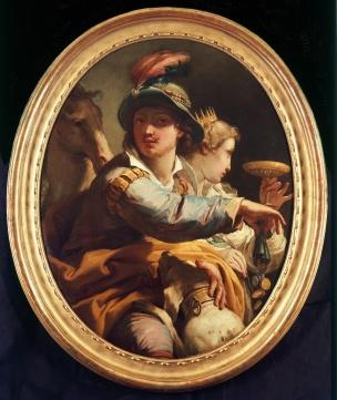 Gaetano Gandolfi 1779 Allegorie de la Richesse Kunsthalla Breme