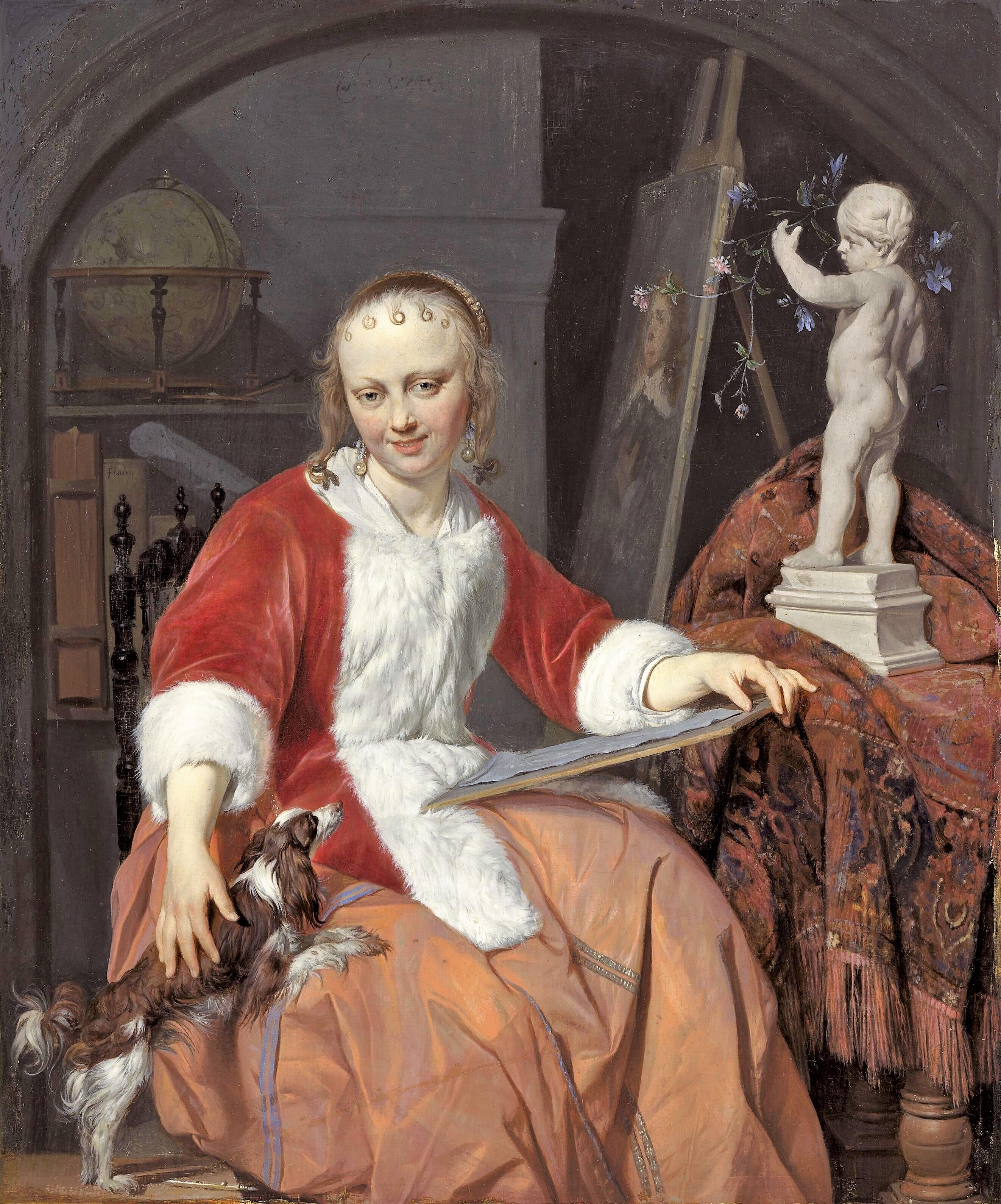 Metsu 1660 Le corset rouge coll priv