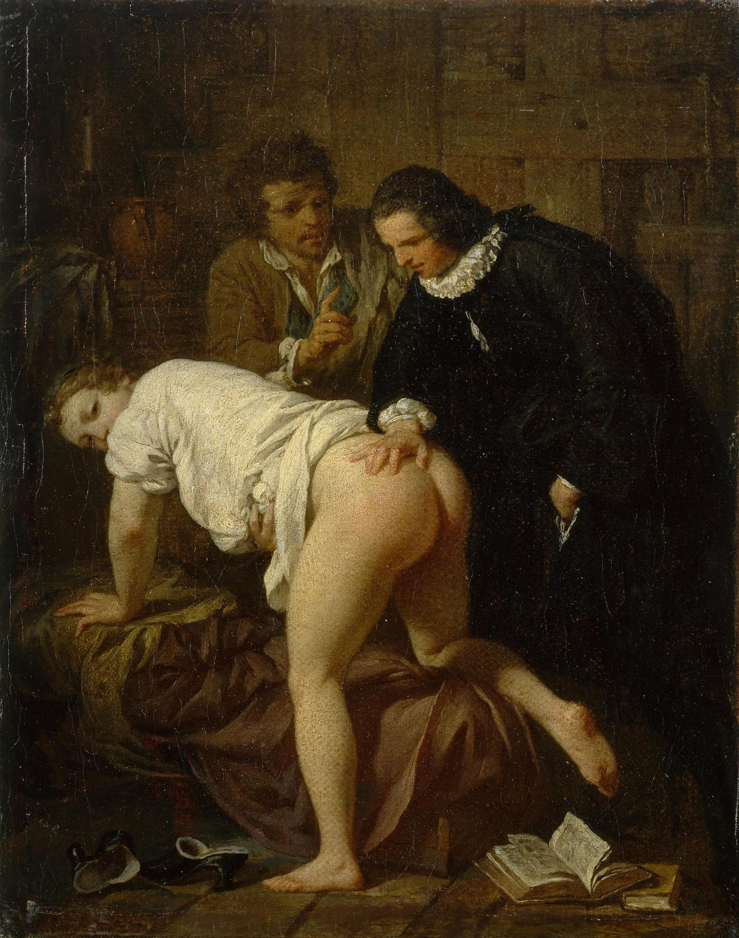 Subleyras 1735 La Jument de Pierre Ermitage Saint Petersbourg