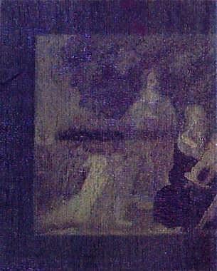 VERMEER_L'astronome 1668 Louvre Moise