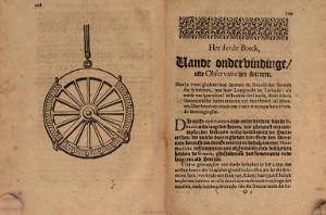 VERMEER_L'astronome 1668 Louvre detail livre