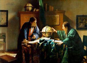 Vermeer Astronome Geographe