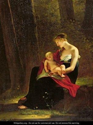 constance-mayer-1810 L'heureuse mere