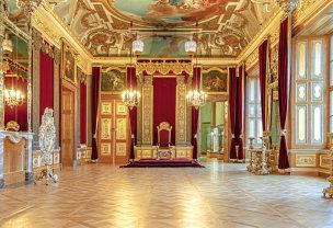 salle du trone d'Auguste II 2019