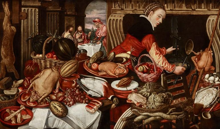 Aertsen 1579. emmaus coll priv