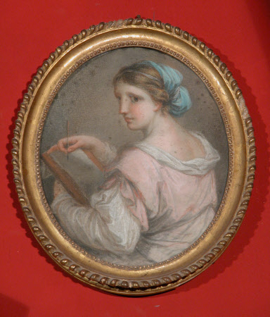 Sappho by Mary Hoare, Mrs Henry Hoare (1744-1820)