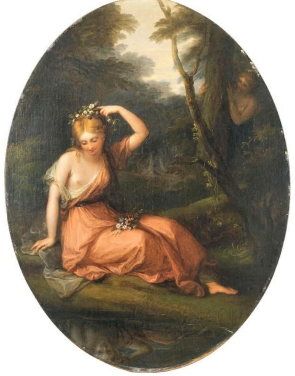 Angelica Kaufmann 1783a Silvia coll priv