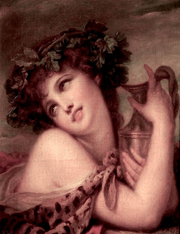Greuze 1785-95 Bacchante2 1Waddesdon Manor - National Trust