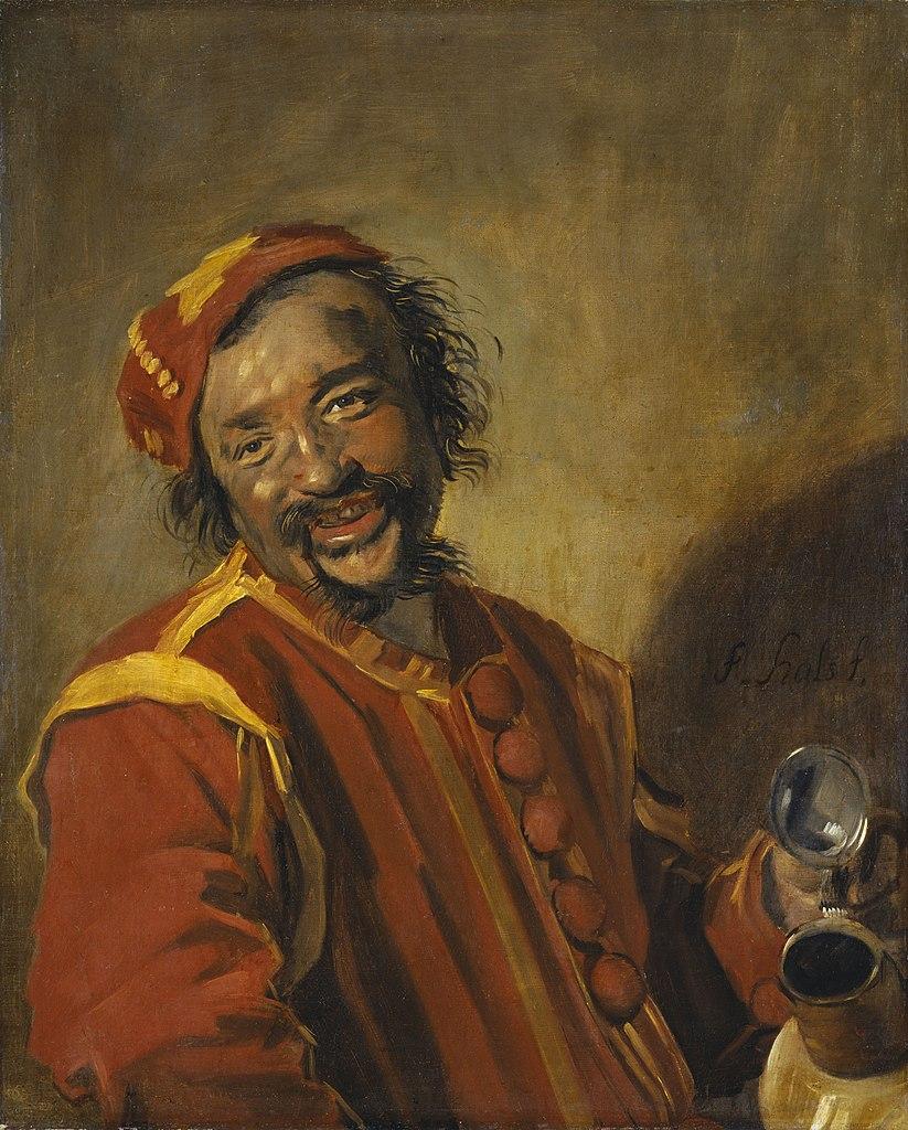 Hals 1640-45 Peeckelhaeringh Gemaldegalerie Alte Meister, Kassel
