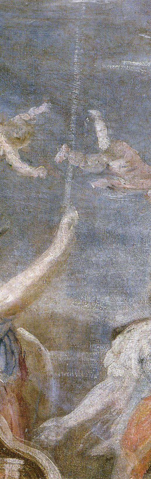 Velazquez 1657 las_hilanderas detail Minerve Prado