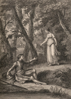 angelica kauffman 1783 pour Bowles angelica et Sacripante