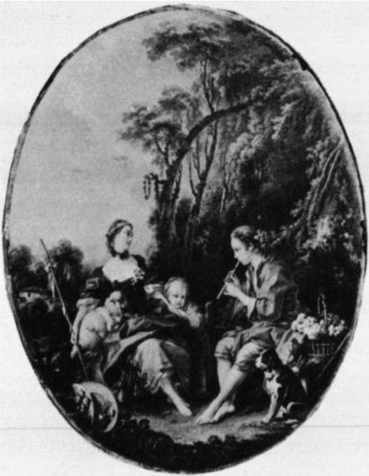 Boucher 1746 Le-Joueur-De-Flageolet coll privee
