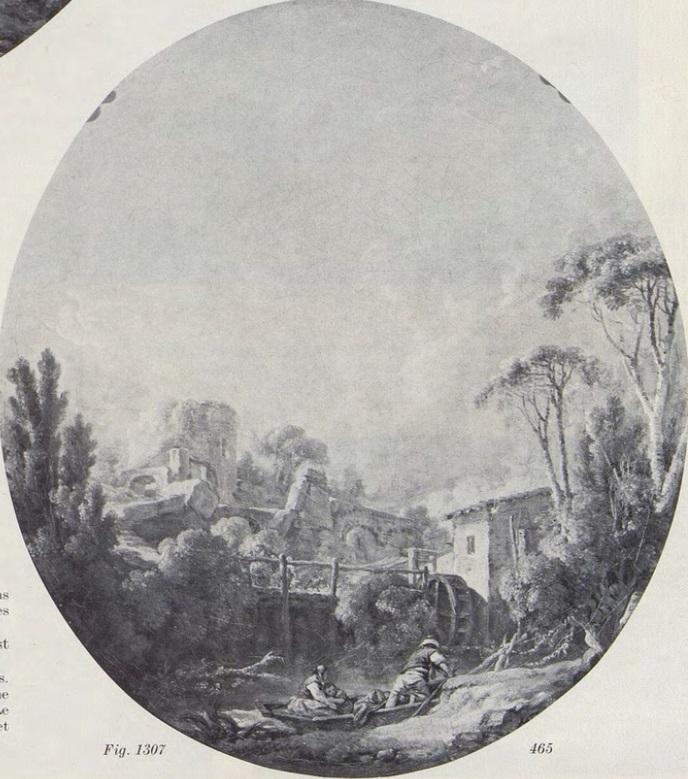 Boucher 1756 La promenade en barque coll priv