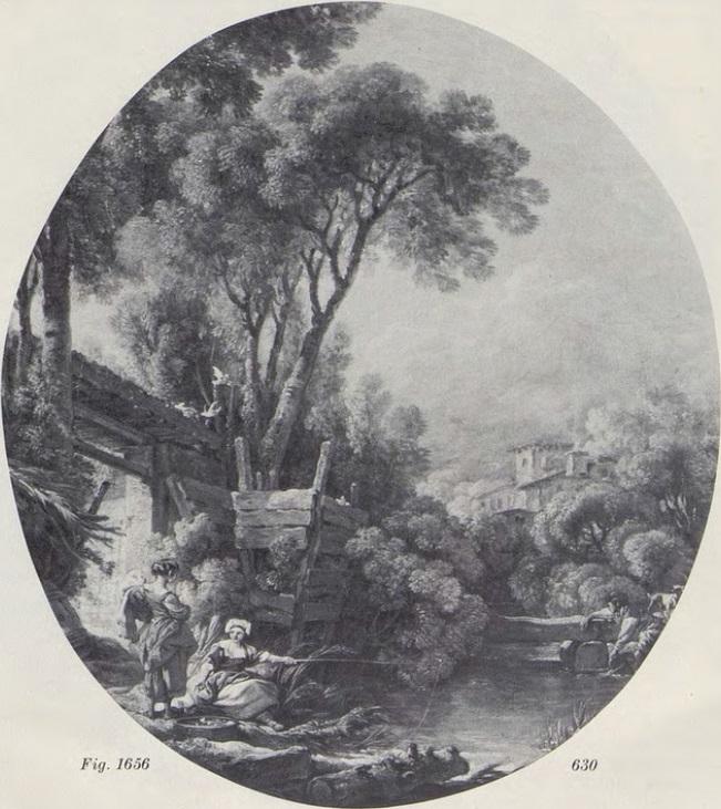 Boucher 1766a La jeune pecheuse coll part