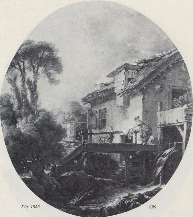 Boucher 1766a Le moulin coll part